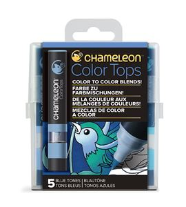 Chameleon color tops - tonos blue - CT4513