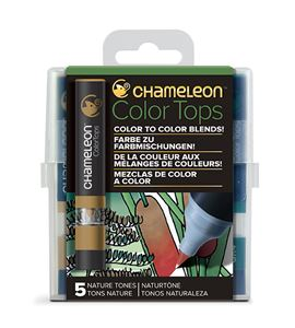 Chameleon color tops - tonos nature - CT4514