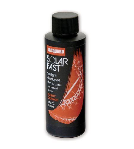 Solar fast - burnt orange 118ml. - JSD1102