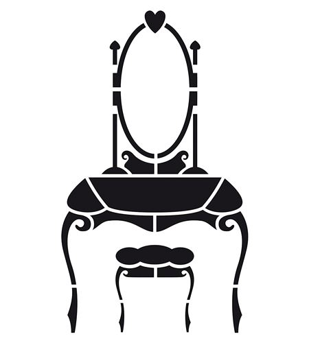 Plantilla tocador - 15060002