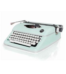 Máquina de escribir retro - mint - 663062