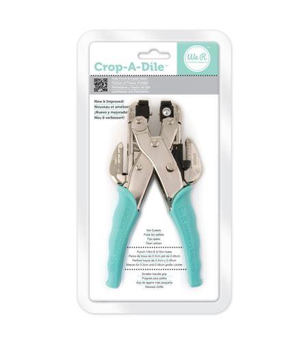 Perforadora y fijador de ojales - crop-a-dile - 70907-7