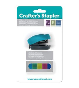 Crafter´s stapler & colored staples - 71280-0