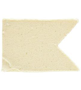 Set de 3 piezas de algodón - banderín - CVS1172