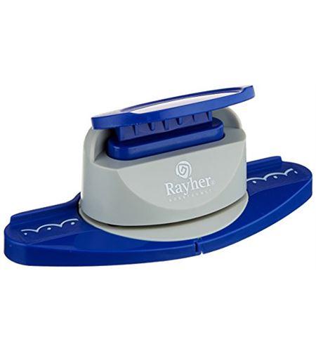 Perforadora - borde semi círculos - 89754000