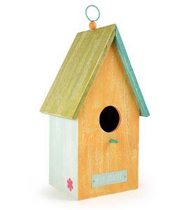 Casa para pájaros hello birdie - 10009