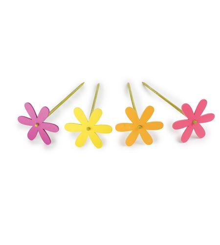 Pica de jardín flor - 10010