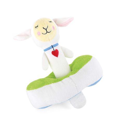 Sonajero para bebé, ovejita lotta - 10021