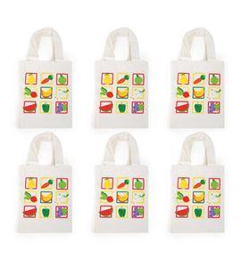 Bolsa de la compra, verdura - 10039