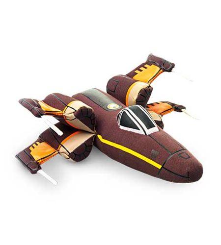 Star wars avión de peluche, x-wing fighter - 10053