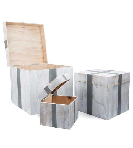 Cofres de madera ´regalo´ - 10197