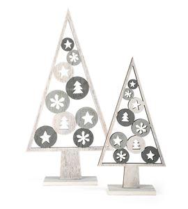 Árboles decorativos navideños - 10206