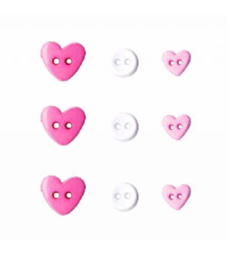 Set de mini botones - girl - 11006550