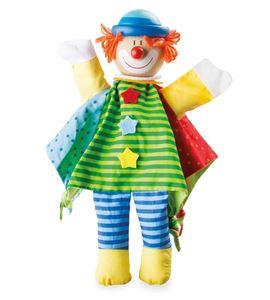 Marioneta de mano payaso - 10235