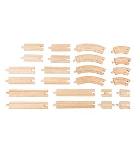 Set de vías, 24 piezas - 10257