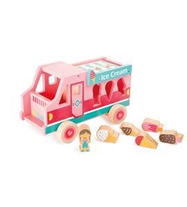 Carrito de helados, motricidad - 10324