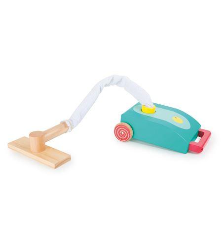 Aspiradora infantil de madera - 10326