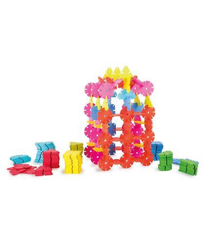 """Juego para enlazar """"formas geométricas"""", 240 piezas - 10344"""
