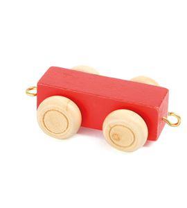 Tren de letras, remolque rojo - 10350