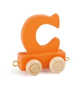 Tren de letras colorido c - 10353