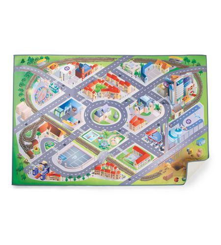 """Alfombra de juego """"gran ciudad"""" - 10408"""