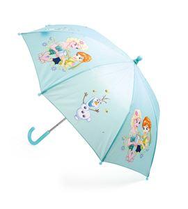 Paraguas frozen, elsa y anna - 10412
