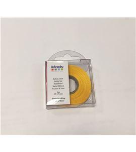 Cinta de satén - amarillo - 11005111