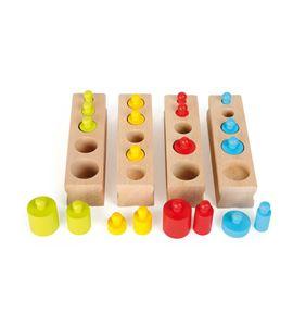 Juego para encajar multicolor - 10525