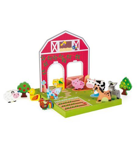 Mundo de juego en la granja - 10531
