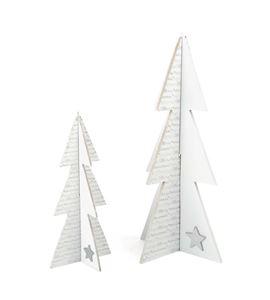 "Pino decorativo ""merry christmas"" - 10537"