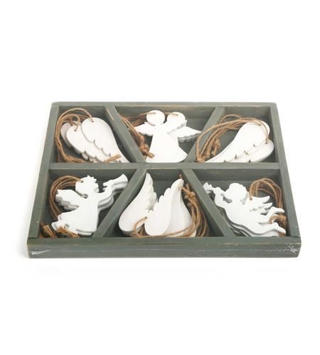 Colgante decorativo angel - 10542