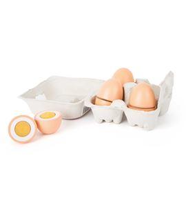 Huevos de madera - 10591