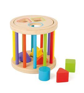 Juguetes de motricidad colores y formas - 10628