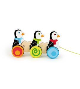 Arrastre de pingüinos - 10637