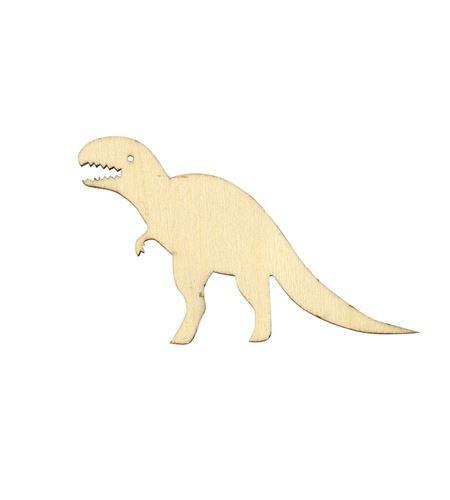 Set de siluetas 3 dinosaurios - 14001329