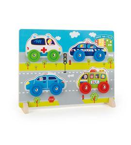 """Puzle 3d """"coches"""" - 10642"""
