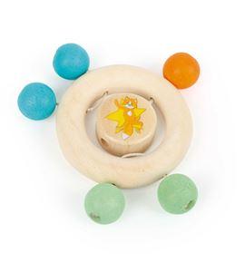 "Aro con perlas ""lex"" - 10655"