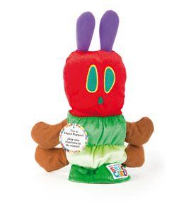 Marioneta, la oruga glotona - 10675