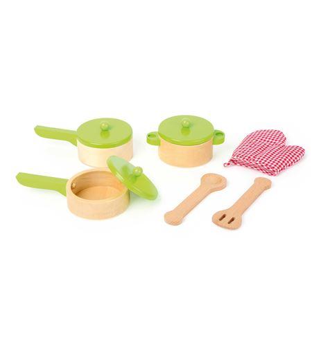 Conjunto de cocinar para la cocina de juguete - 10733