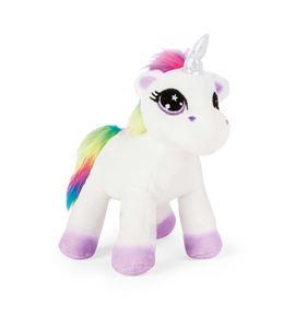Unicornio de felpa - 10758