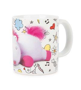Taza de los minions unicornio fluffy - 10773