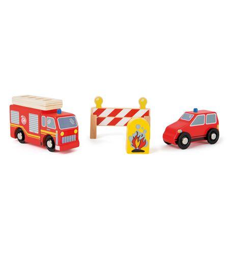Conjunto de bomberos - 10805