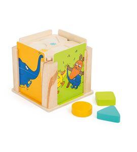 Cubos para insartar con el elefante - 10818