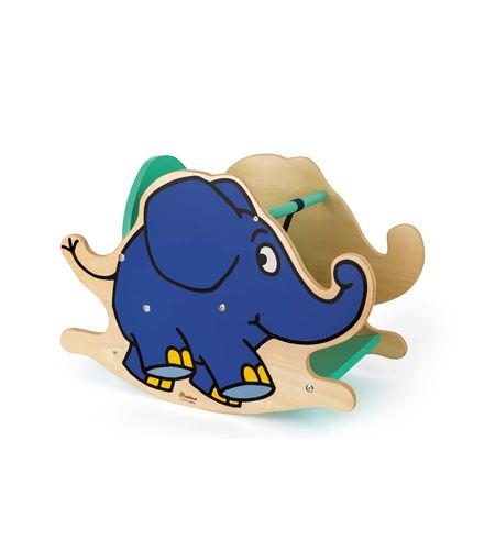 Balancín con el elefante - 10819