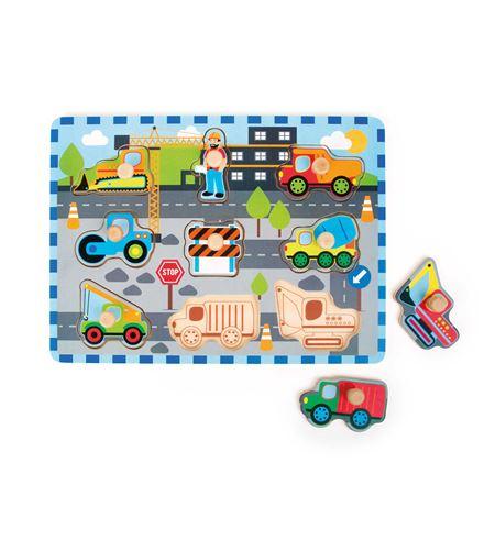 Set-puzle construcción - 10823