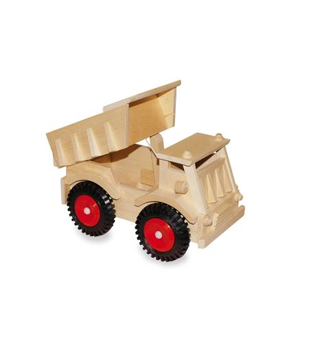 Camión con ruedas de plástico - 1087