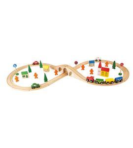 Tren en ocho - 1090