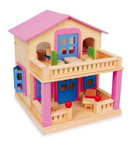 """Casa de muñecas """"clara"""" - 1167"""