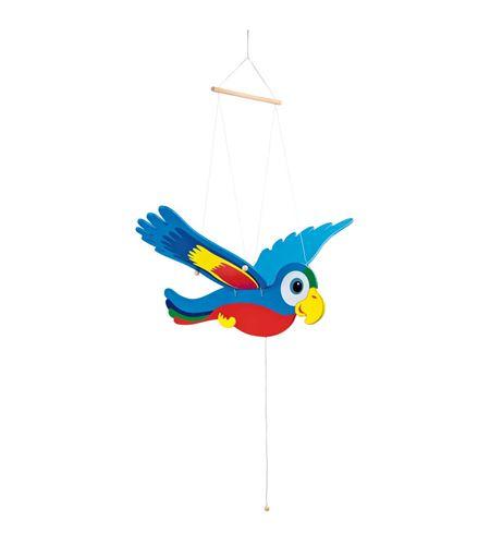 Papagayo colorido - 1216