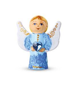 Kit para hacer manualidades, pinta tu ángel - 1396
